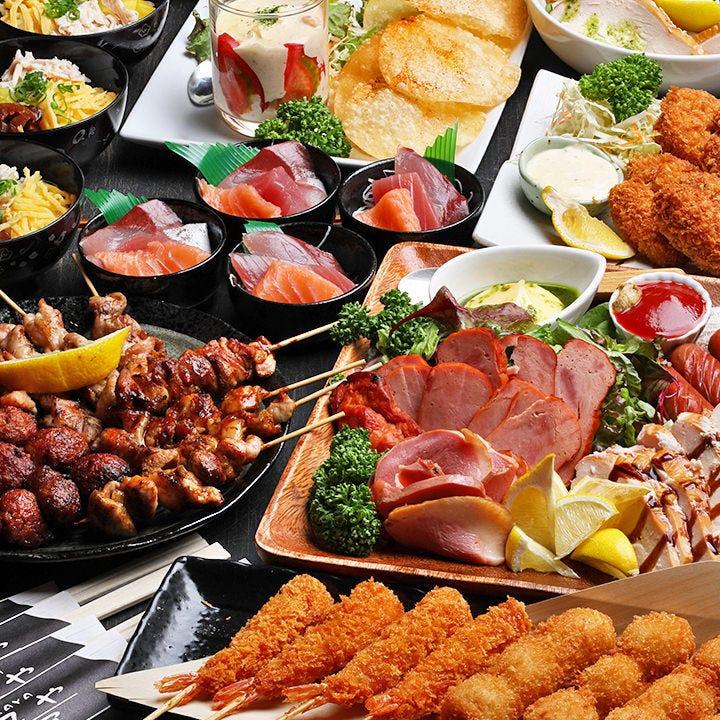 肉派も魚派も鶏派も!大満足なコース