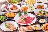 彩り◆焼肉食べ放題コース 3,000円