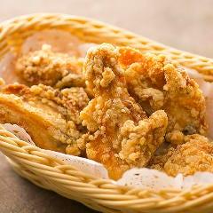 丹波地鶏の唐揚