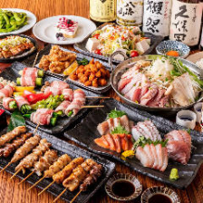 【博多舌鼓コース】九州料理が誇る名物の数々に酔いしれる 全9品 3H飲み放題付 5500円⇒4500円