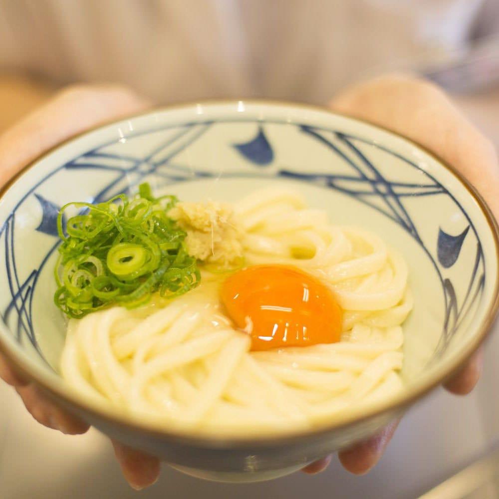 丸亀製麺 周南久米店