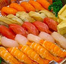 テイクアウト用握り寿司 (前日までの要予約)画像は一例