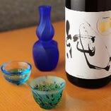 …━宴席を彩る━… 天ぷらに合う旨酒を多数ご用意しています