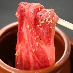 肉の街 壺付け