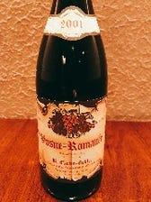 2001 Vosne Romanee Vieilles Vignes (Martin-Noblet)ヴォーヌ ロマネ(マルタン ノブレ)