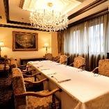 【3階】テーブル席完全個室(~6名様×3部屋)