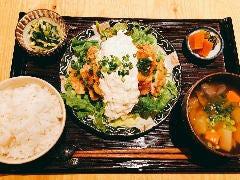 [宮崎名物]チキン南蛮定食