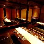 【40名様用|個室宴会】同窓会・打ち上げ・飲み会等の大型宴会にも対応致します!