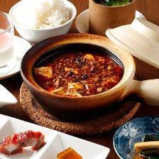 お得なランチで中国料理を存分に堪能