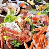 寒さも本番!自慢の海鮮潮鍋でほっこり宴会を。