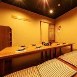座敷個室(6~8名様)