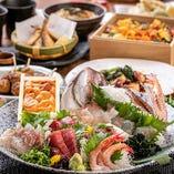 【秋田駅 徒歩3分】 特選和牛を使用したお料理もご用意◎