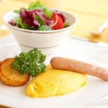 芦ノ湖畔で過ごす、朝のお食事も格別です。