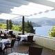 芦ノ湖のゆるやかな景色を眺めながら本格フランス料理を。