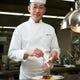 フランスで修業を重ねたシェフによる本格フランス料理を。