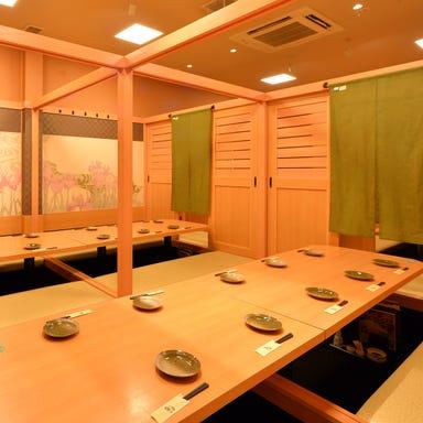 全席個室ダイニング 益益 水戸内原店 店内の画像