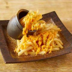 こぼれチーズのポテトフライ