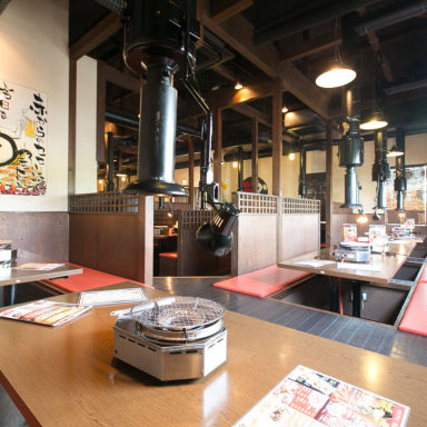 赤から 岩倉店 店内の画像