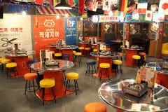 韓国屋台 赤豚屋