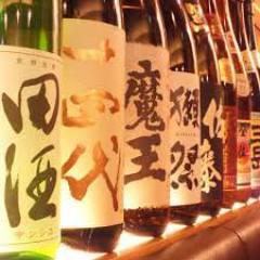 銘柄豊富!日本酒&焼酎各種!