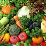 焼肉をヘルシーに!季節の色鮮やかな『新鮮野菜』【全国各地】