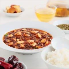 幸福(シンフゥー)麻婆豆腐セット