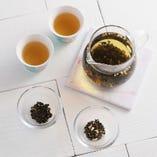 茉莉花金萱茶