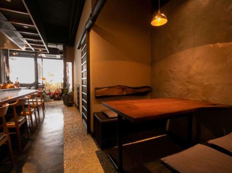 ◆ビジネスにも最適なテーブル席
