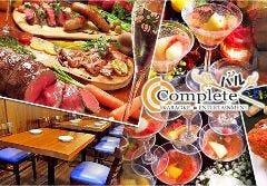 栄 肉バル Complete