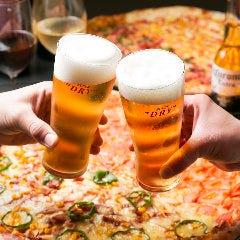 お家でピザパーティ♪本日のピザはお店までお問い合わせください!
