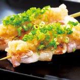 豚トロおろしぽん酢串(1本)