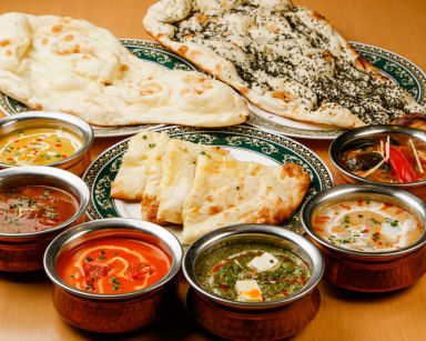インド料理 マナカマナ 国立店 こだわりの画像