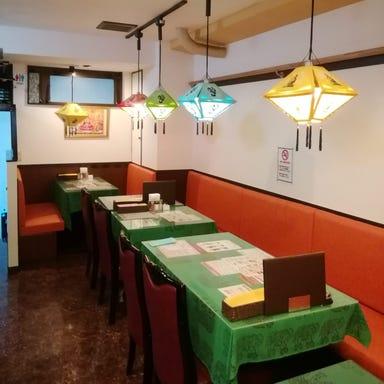 インド料理 マナカマナ 国立店 店内の画像