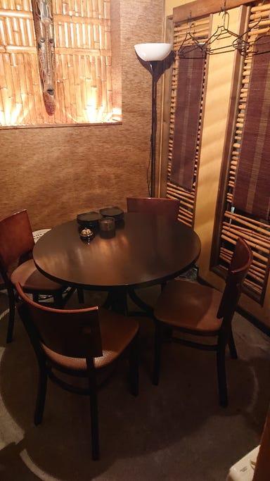隠れ家個室×少人数貸切 うまいもの屋an 店内の画像