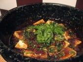 四川風石焼マーボー豆腐