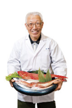 市場から毎日仕入れる鮮魚!
