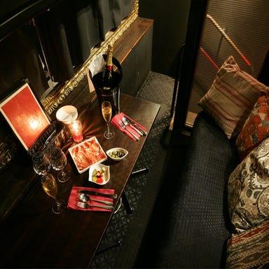 スペイン料理&ワイン LOBOS 銀座店 店内の画像