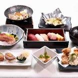 にぎり寿司付きコース 2H飲み放題付 クーポン使用で4,000円