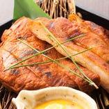 【鹿児島産海老入り】 大判!餅入り 海老真丈の炙り焼き
