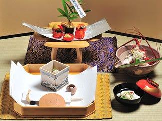 雅な有職料理・京料理