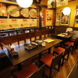 ◆10名様迄OKのテーブル席 女子会・友達同士のご宴会に!