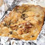 牡蠣ごろホイル焼き