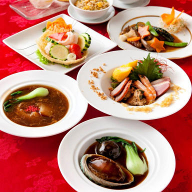 Szechwan Cuisine & Wine YIFU 四川料理 御馥 中之島ダイビル店 コースの画像