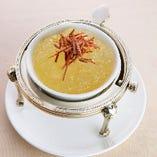 【オプション】ツバメの巣のスープ・芙蓉仕立て