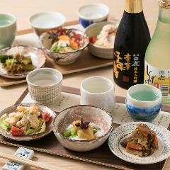 おづkyoto‐maison du sake plus Cafe‐