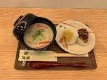 祇園おづ特製かす汁おにぎりセット