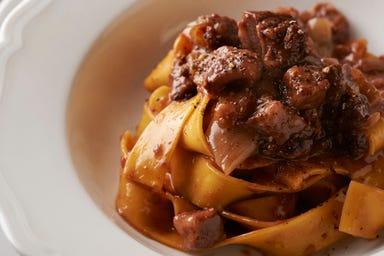 イタリア料理おかだ  コースの画像