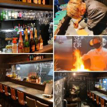 Dining bar Canvas
