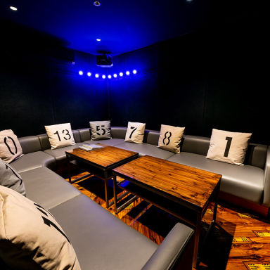 個室×イタリアン STORAGE 六本木 西麻布 店内の画像