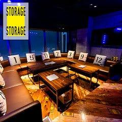 個室×イタリアン STORAGE 六本木 西麻布